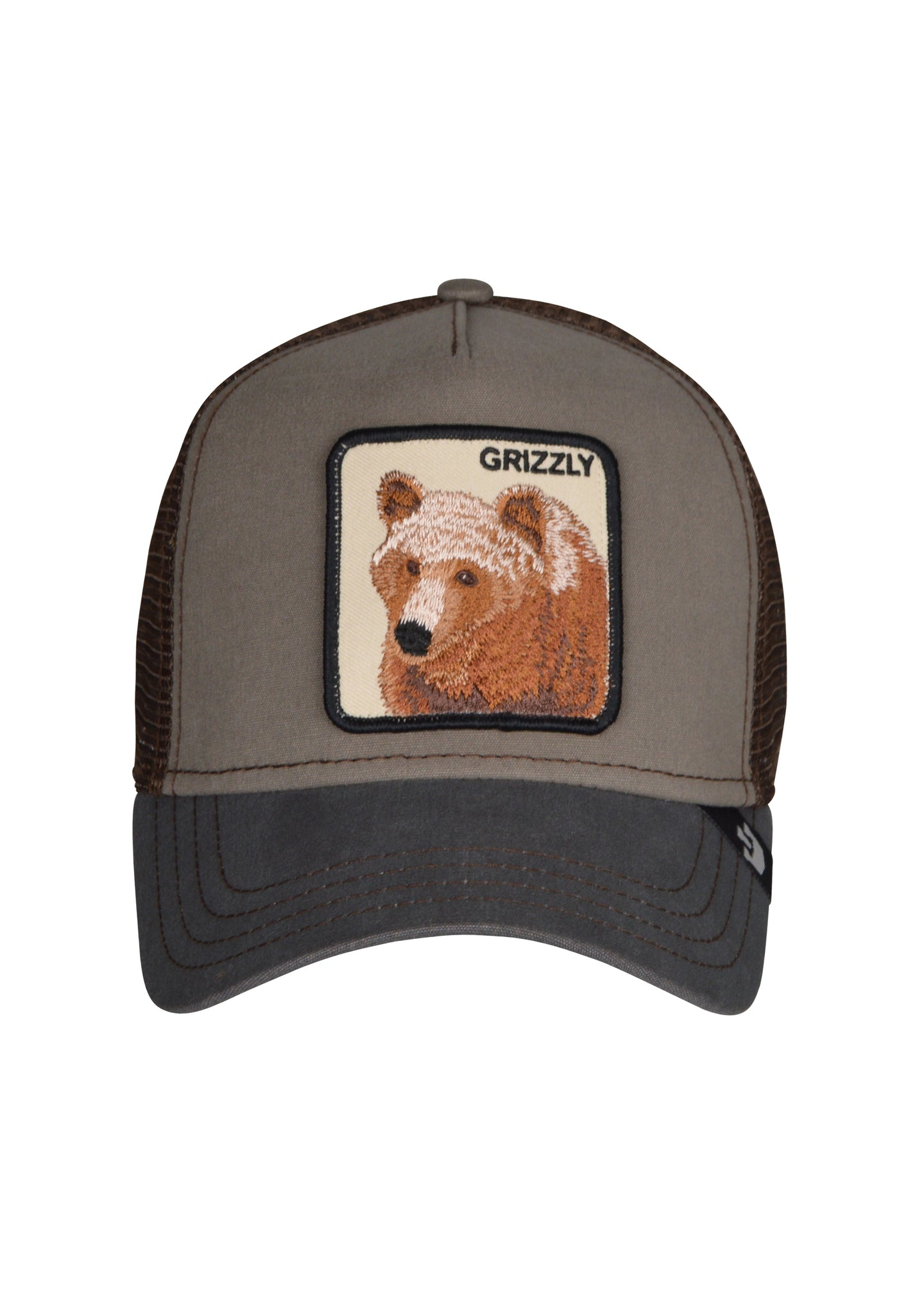 Goorin Bros - Grizzly Trucker Hat - 099534 - Grizzly