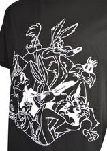 Iceberg - Iconic Looney Tunes Embroidered Print - 099441 - F021 - Black