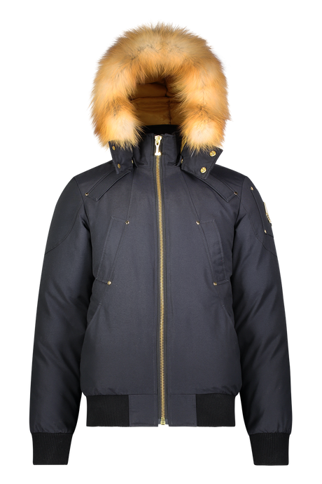 Moose Knuckles - Little Rapids Bomber - Navy Gold