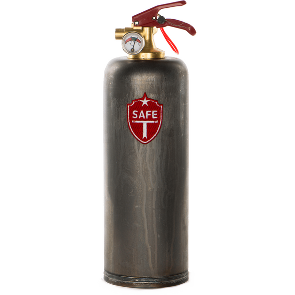 Safe-T Designer Fire Extinguisher raw