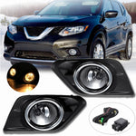 Daytime Running Fog Lights For Nissan Rogue SUV - Any Car Accessories