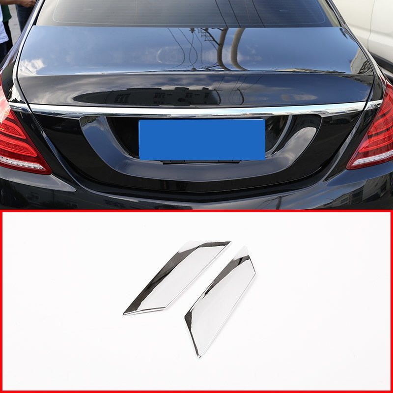 Chrome Car Tail Strips Trim For Mercedes Benz S Class W222 2014-2018 Accessories,  - Any Car Accessories