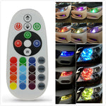 LED RGB Car Light  For Honda City-Accord 2010-2012,  - Any Car Accessories