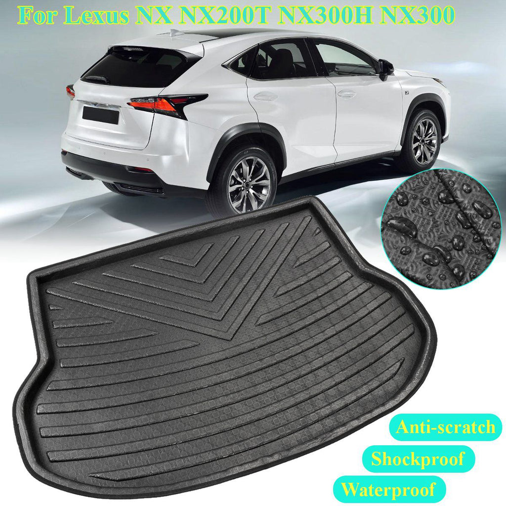 Trunk Mat Carpet Cover For Lexus NX NX200T NX300H NX300 2015 2016 2017 2018
