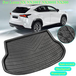 Trunk Mat Carpet Cover For Lexus NX NX200T NX300H NX300 2015 2016 2017 2018,  - Any Car Accessories