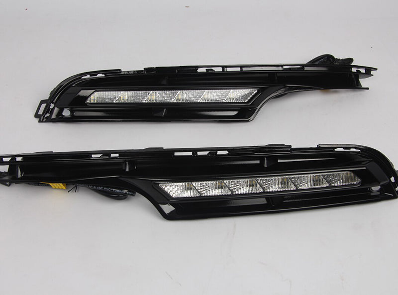 Daytime Running DRL Fog Lights For Volkswagen VW Golf 7 2013 2014 2015 2016 - Any Car Accessories