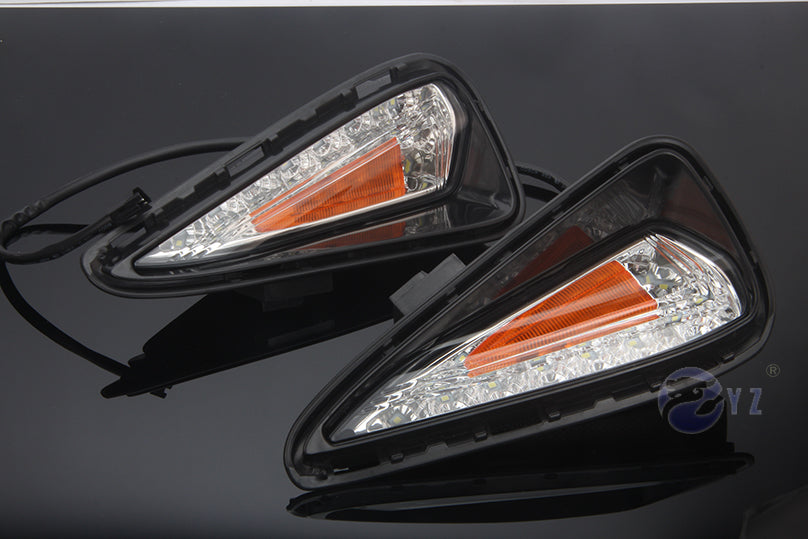 Daytime Running DRL Fog Lights For Toyota Camry 2015 2016 - Any Car Accessories