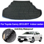 Trunk Mat Carpet Cover For TOYOTA CAMRY 2012 2013 2014 2015 2016 2017