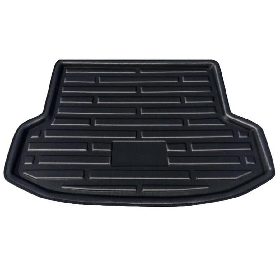 Trunk Mat Carpet Cover For Hyundai IX35 2010-2015 Accessories