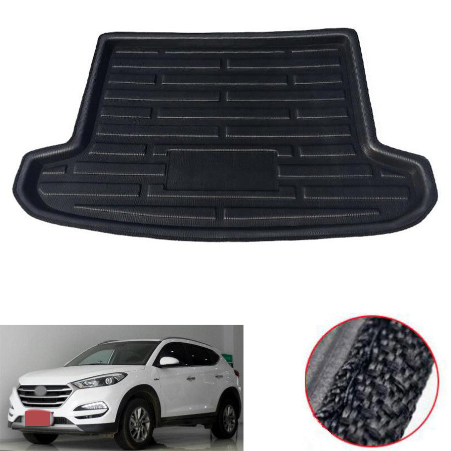 Trunk Mat Carpet Cover For Hyundai Tucson 2016 2017 2018