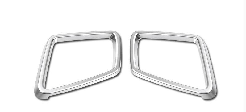 Chrome Side Mirror Cover Trim For Mercedes Benz ML GL 2013 2014 2015 2016,  - Any Car Accessories