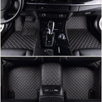Custom Car Floor Mats For BMW F10 F11 F15 F16 F20 F25 F30 F34 E60 E70 E90 1 3 4 5 7 GT X1 X3 X4 X5 X6 Z4,  - Any Car Accessories
