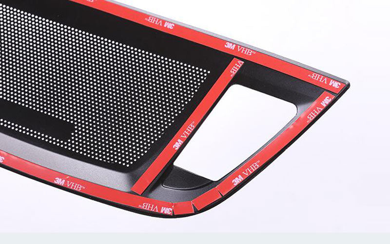 Center Console Dashboard Speaker Cover Trim For BMW X1 F48 2016-2018 & For BMW X2 F47 2018,  - Any Car Accessories