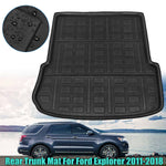 Trunk Mat Cover For Ford Explorer 2011-2018,  - Any Car Accessories