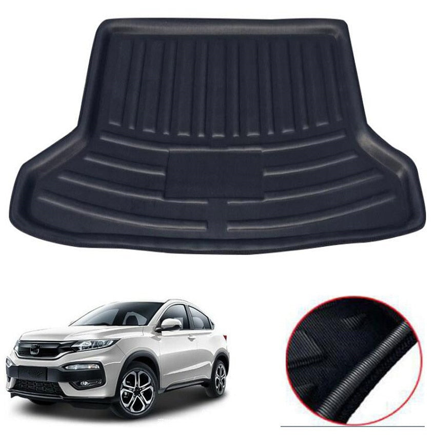 Trunk Mat Carpet Cover For HONDA HR-V HRV VEZEL 2014-2018