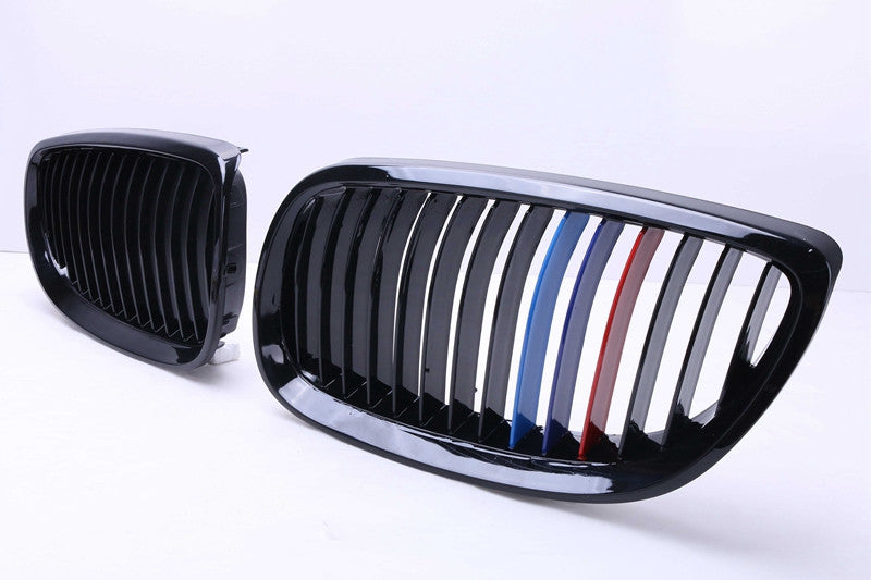 Grille For BMW E92 Coupe E93 3 Series M3 Gloss Black M Gloss Black M, Exterior - Any Car Accessories