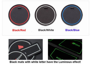 TAntislip Rubber Door Mat For  Lexus NX300T NX200T 2015 - Any Car Accessories
