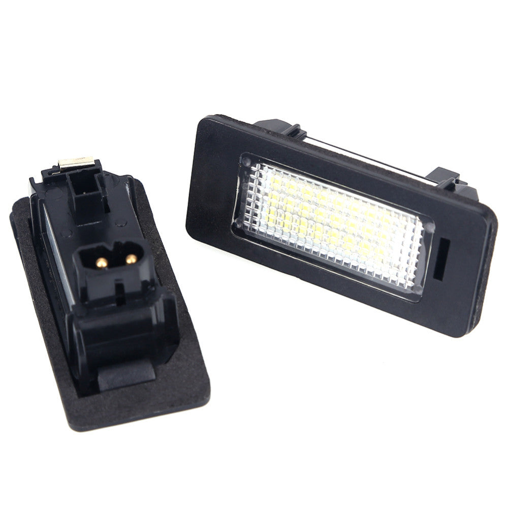 Led License light BMW E39 M5 E70 E71 X5 X6 E60 M5 E90 E92 E93 M3 525i (Error Free), lights - Any Car Accessories
