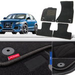 Fabric Carpet Nylon Floor Mats For Audi Q5 2010-2015,  - Any Car Accessories
