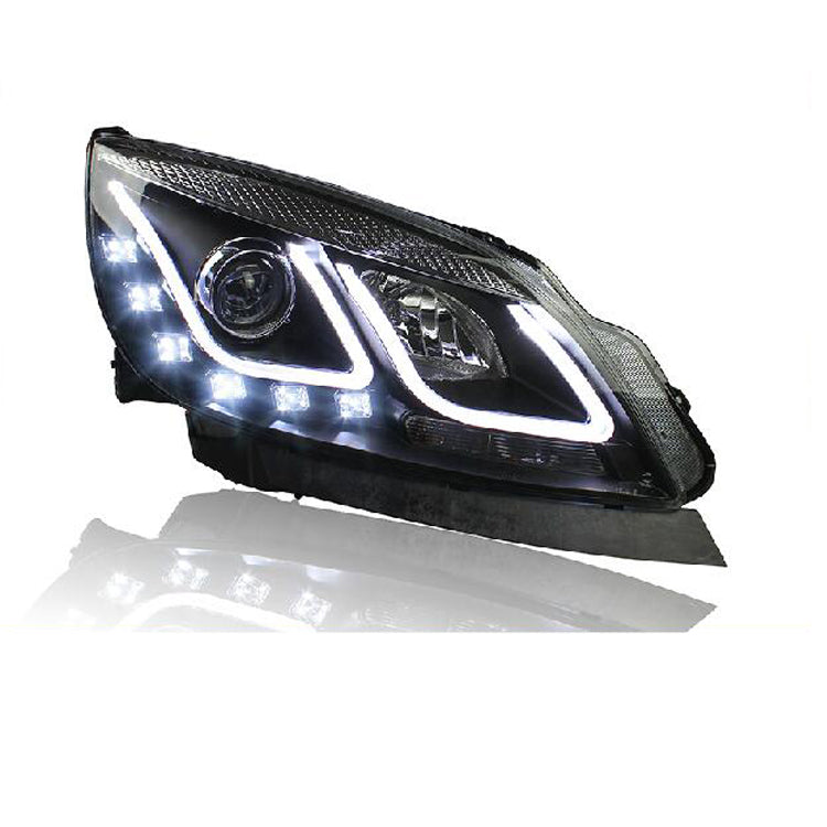 LED DRL Bi-xenon Headlights For Buick Excelle GT 2010-2014 - Any Car Accessories