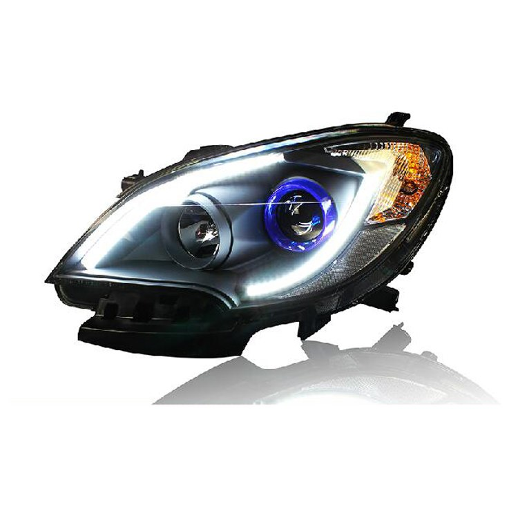 LED DRL Bi-xenon Headlights For  Buick Encore 2013 - Any Car Accessories