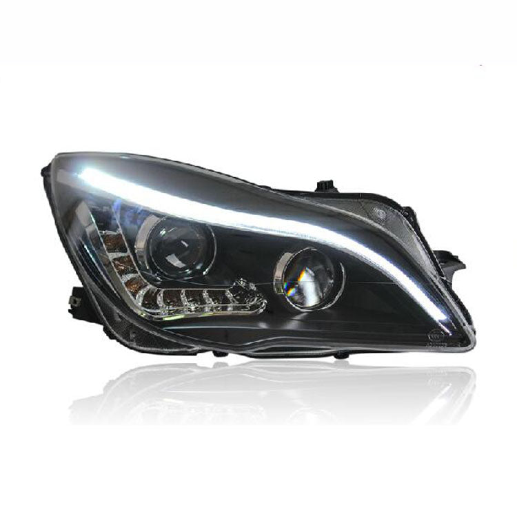 LED DRL Bi-xenon Headlights For Buick Regal 2014 - Any Car Accessories