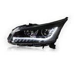 LED DRL Bi-xenon Headlights For Chevrolet Cruze 2015,  - Any Car Accessories