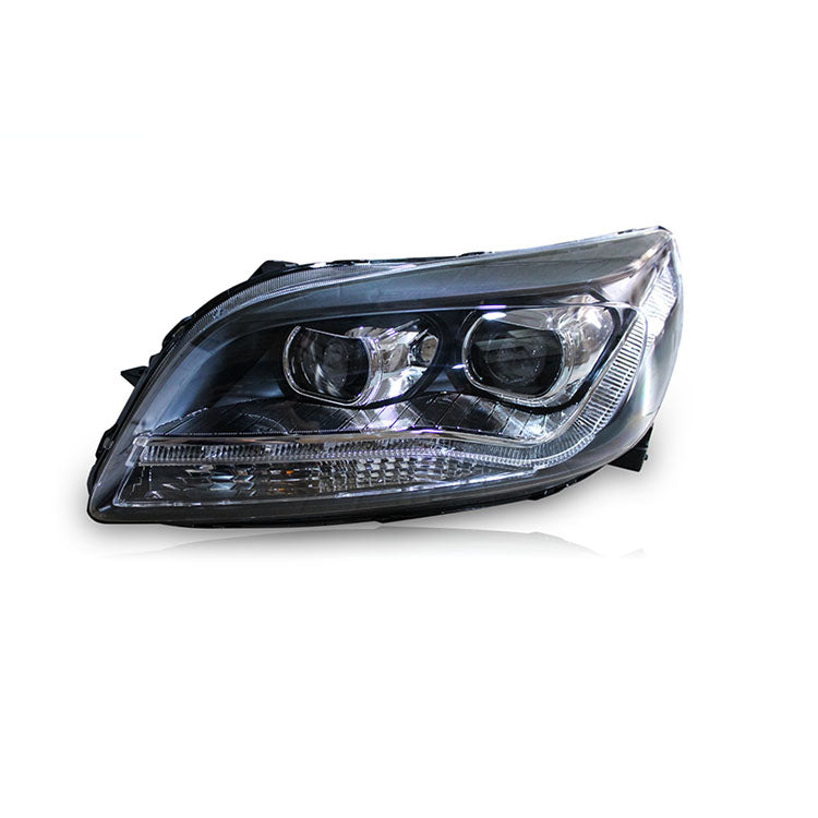 LED DRL Bi-xenon Headlights For Chevrolet Malibu 2012 2013 2014,  - Any Car Accessories