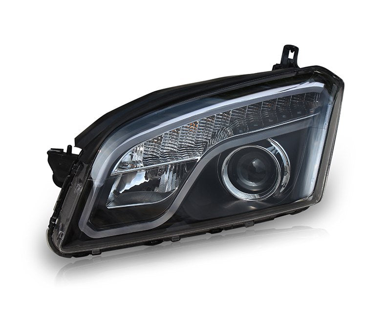 LED DRL Bi-xenon Headlights For Chevrolet Trax 2014 - Any Car Accessories