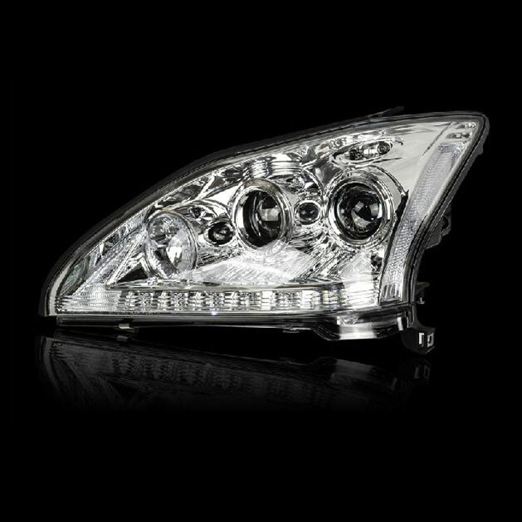 LED DRL Bi-xenon Headlights For LEXUS RX350 2004-2009 - Any Car Accessories