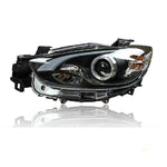 LED DRL Bi-xenon Headlights For  Mazda CX-5 2013 2014 2015 - Any Car Accessories