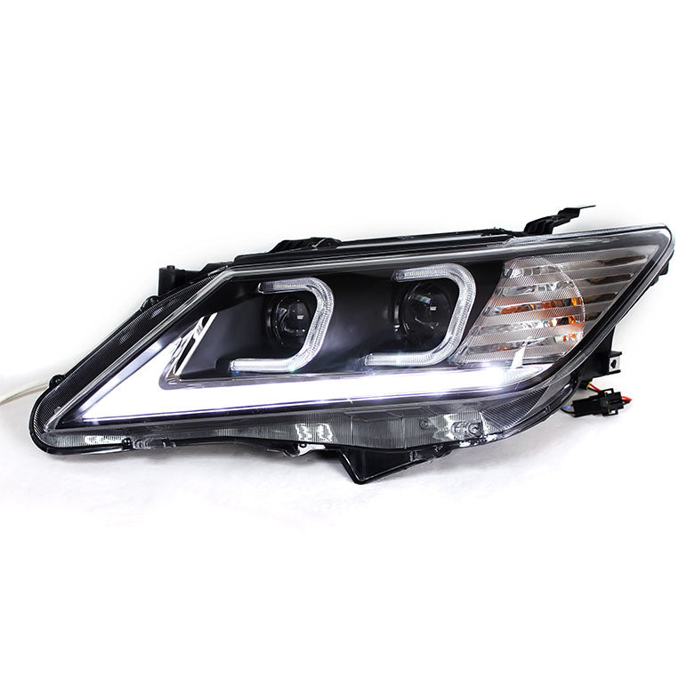 LED DRL Bi-xenon Headlights For Toyota Aurion 2012-2013 - Any Car Accessories