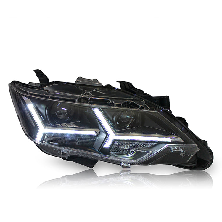 LED DRL Bi-xenon Headlights For Toyota Camry 2015,  - Any Car Accessories