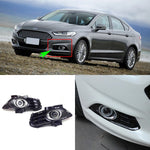 Daytime Running Angel Eyes Fog Lights For Ford Mendeo,  - Any Car Accessories
