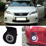 Daytime Running Angel Eye Fog Lights For Lexus CT200H 2011 2012 2013,  - Any Car Accessories