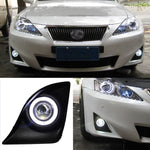 Daytime Running Angel Eye Fog Lights For Lexus IS250/IS350 2011-2012 - Any Car Accessories