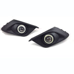 Daytime Running Angel Eye Fog Lights For Mazda 3 Axela 2014 - Any Car Accessories