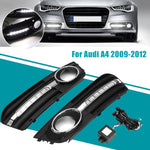Daytime Running Fog Lights For Audi A4 2009 2010 2011 2012 - Any Car Accessories