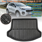 Trunk Mat Carpet Cover For Kia Sportage R 2011 2012 13 14 2015 Floor Mat
