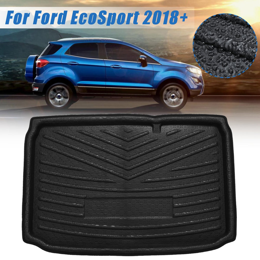 Trunk Mat Carpet Cover For EcoSport 2018+,  - Any Car Accessories