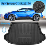 Trunk Mat Carpet Cover For Toyota C-HR CHR 2017+