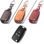 Leather Key RemoteCover For Chevrolet,  - Any Car Accessories