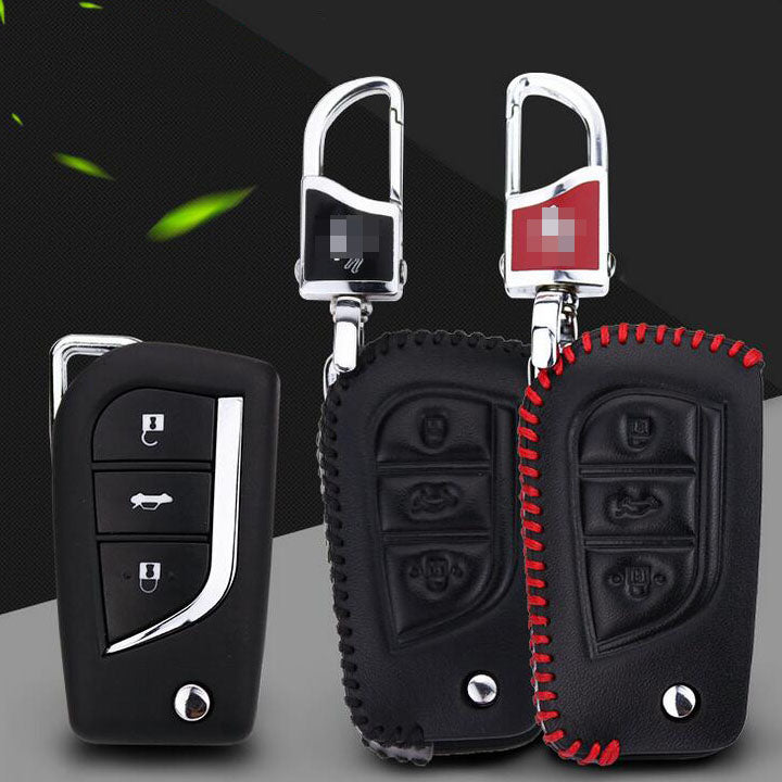 Key Remote Case Cover 3 Buttons For Toyota Camry 2015-2016 - Any Car Accessories