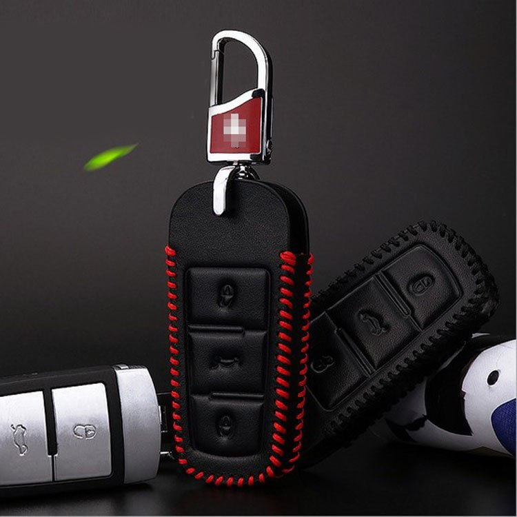 Key Remote Case Cover 4 Buttons For VOlkswagen VW Series - Any Car Accessories