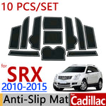 Anti-Slip Rubber Door Mat For Cadillac SRX 2010 2011 2012 2013 2014 2015,  - Any Car Accessories