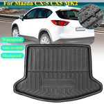 Trunk Mat Carpet Cover For Mazda CX-5 CX5 MK2 2017 2018