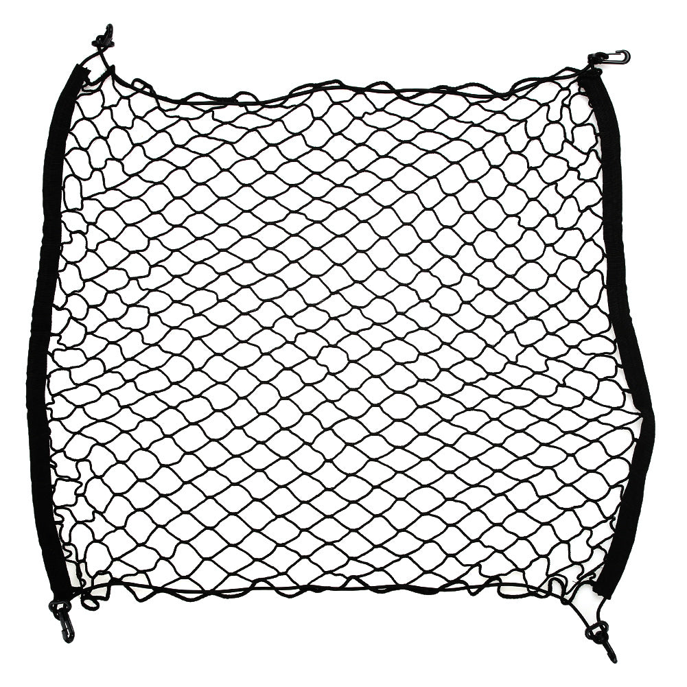 Trunk Luggage Holder Net with 4 Hooks - Any Car Accessories