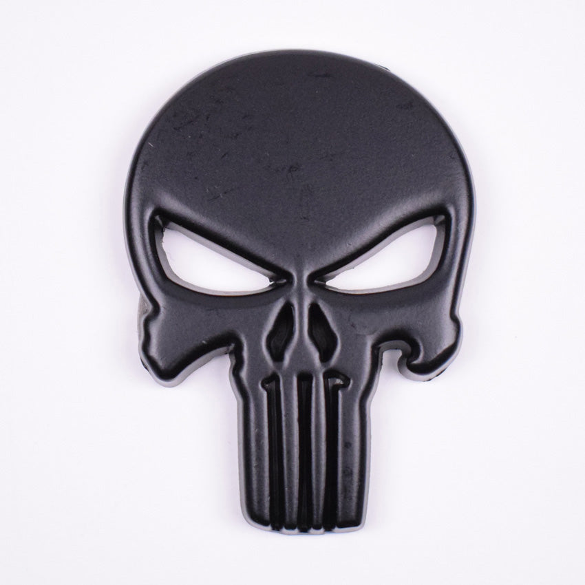 3D Skull Sticker, car decals - Any Car Accessories