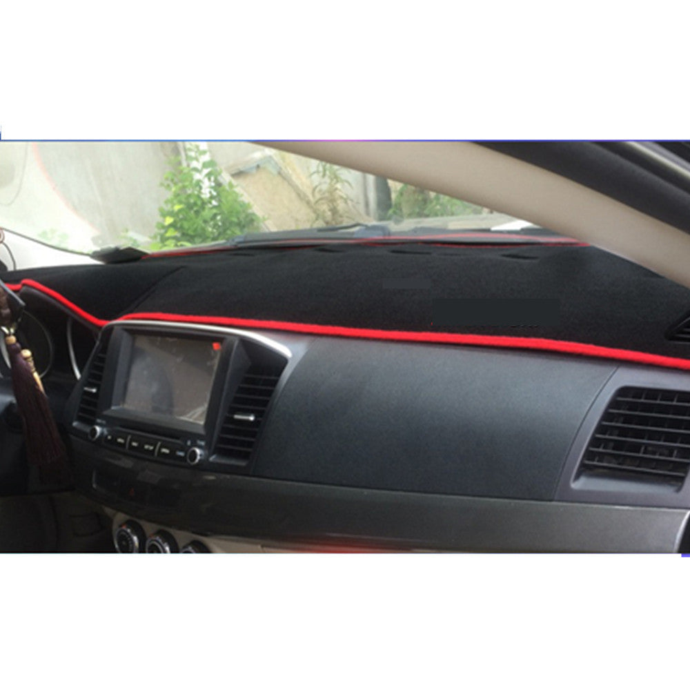 Dashboard Cover For Mitsubishi Lancer EX 2008 To 2016,  - Any Car Accessories