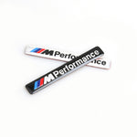 M Performance Logo Sticker For BMW, car decals - Any Car Accessories